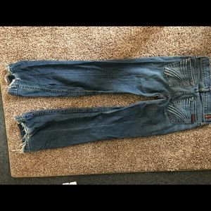 7 for all Mankind, Dojo Jeans size 25